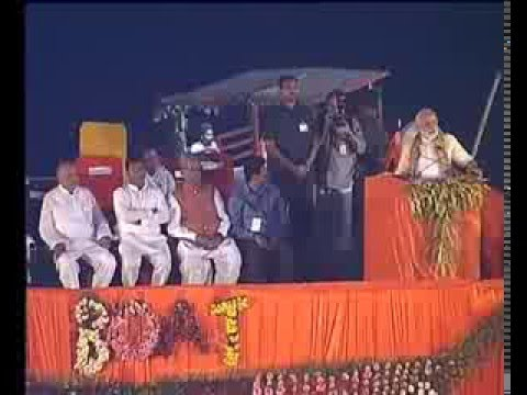 "PM Modi's address at the launch of environment friendly ""E Boats"" at Assi Ghat, Varanasi"