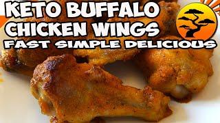 DIY Keto Buffalo Chicken Wing Sauce Recipe | Fast | Simple | Delicious!