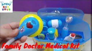 Trò chơi bác sĩ khám bệnh Family Doctor Medical Kit