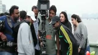 Thaandavam - Yaaradi Mohini Song Making | Thaandavam Movie | Tamil film | Vikram - Anushka - Amy Jackson
