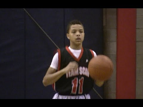 Bryce Aiken Class of 2016 Team Scan - MiddleSchoolHoops.com - Tip Off Classic Highlights