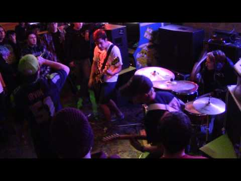 MOVING ON (first show) @ Southgate Roller Rink, Seattle Oct 17 2014