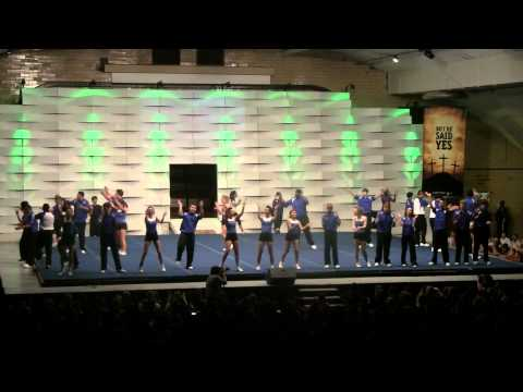 Spencerville Adventist Academy Acrofest 2011, Andrews University