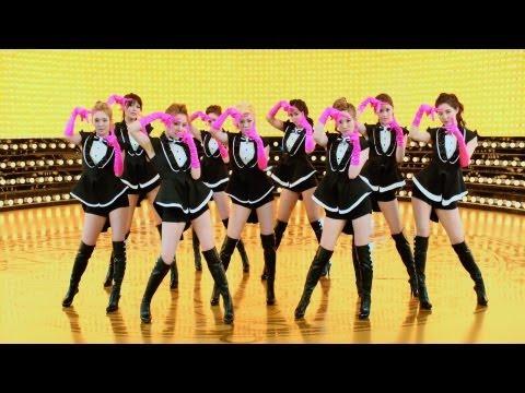 GIRLS` GENERATION 少女時代_PAPARAZZI_Music Audio Dance Edit GOLD