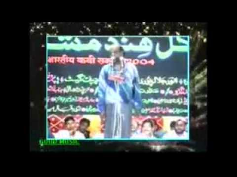 Mushaira Kavi Sammelan Dr. Rahat Indori 3 video
