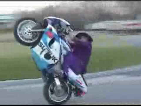 Auto Racing Airplane Crash on Accidents Street Bike Racing Tricks Crashes Motorcycles Stunts With