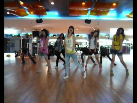 [mirrored] 4 Minute (포미닛) - I My Me Mine (cover Dance) video