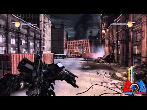 Transformers Dark of the Moon Walkthrough Part 3 (XBOX 360, PS3, PC, DS, WII, 3DS)