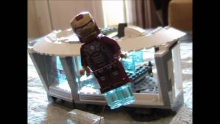 Iron man 3 the lego movie