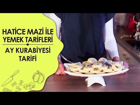 Ay Kurabiyesi Tarifi