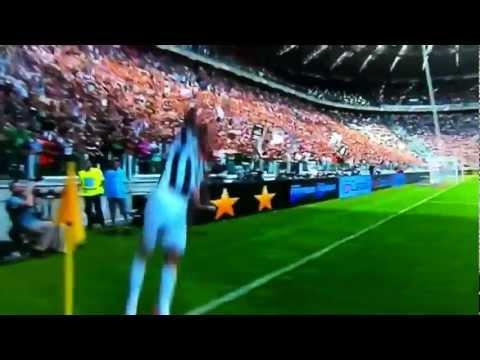 Juventus VS Parma 4-1 highlits 11/09/2011