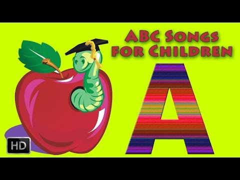 ABC Songs for Children - ABC Song - Learn ABC - ABC Nursery...