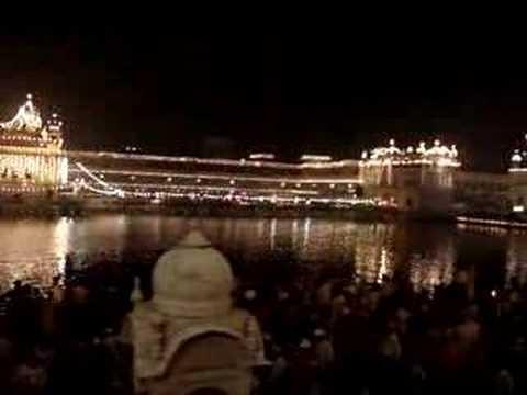 amritsar golden temple diwali. Golden Temple Diwali