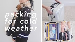 How I Pack My Carry-On KonMari | Vancouver, Seattle, Portland