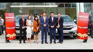 Lễ Bàn Giao Lô 16 Xe Honda CRV 2019 Cho Công Ty Green Leaf Việt Nam Kinh Doanh Thuê Xe Giá Từ 983Tr