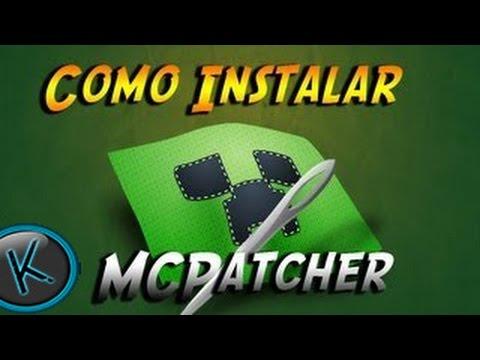 McPatcher - Minecraft 1.8 y 1.8.1 - Instalación y Descarga