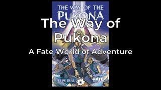 RPG Review - Way of Pukona