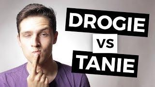 DROGIE vs TANIE zegarki kwarcowe | TikTalk odc. 73