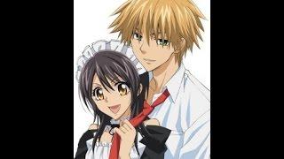 Top 5 Anime similar to Kaichou Wa Maid-sama! / Presidents a Maid