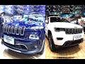 All new Jeep Grand Cherokee, 75th Anniversary Edition VS SRT8 Hellcat Cherokee 2016, 2017 model