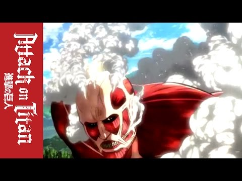 Attack on Titan - Sundays at 11am ET on FUNimation