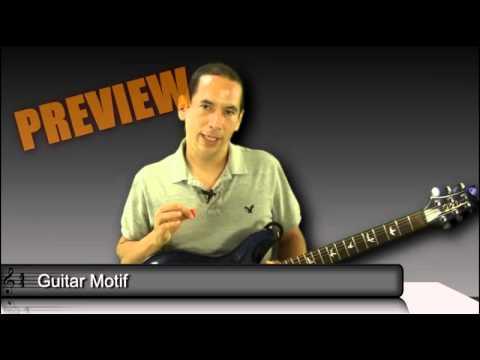 Aankhon Ke Sagar Guitar Lesson (PREVIEW)