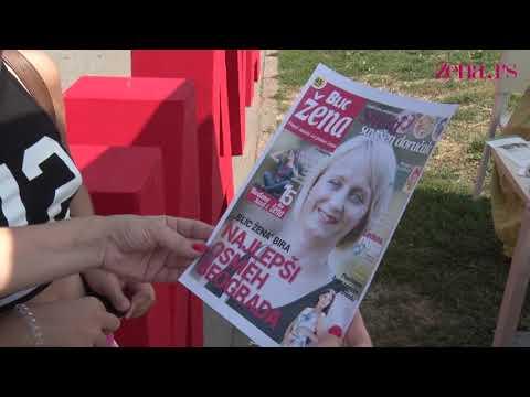"Karavan ""Blic žene"" prvi put u Beogradu"