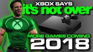 Big New Xbox One games Coming in 2018 - XO18 Event and PC Games on Xbox