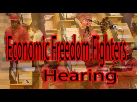 EFF Disciplinary Hearing