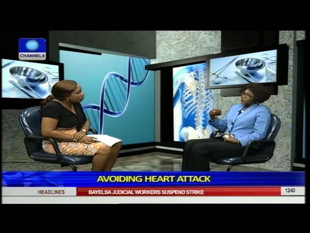 Health Matters: Avoiding Heart Attacks PT2