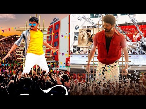 ENGAL THALAPATHY  Kerala Anthem Vijay Fans (Album about Dr.Ilaya...