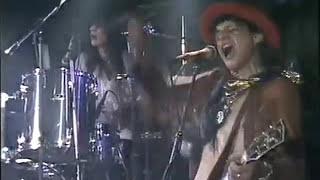 Hanoi Rocks - Don't Never Leave Me