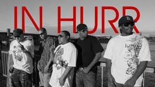 In Hurr - URN (United Rap Nation) Liq, A1, Gnthestreets, Hooks