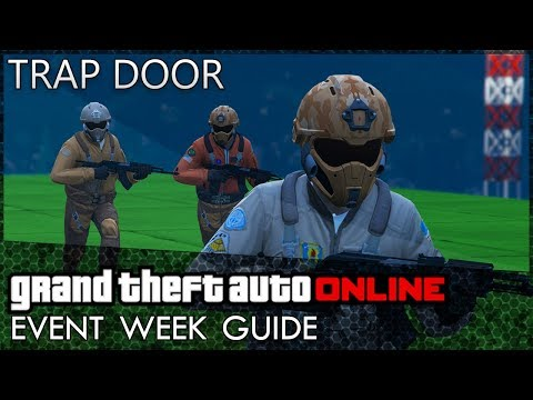 GTA Online: Trap Door Adversary Mode Released, Double Cash on Biker Businesses and More!