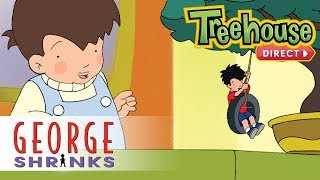 George Shrinks: From Bad to Worse - Ep. 6 | NEW FULL EPISODES ON TREEHOUSE DIRECT!