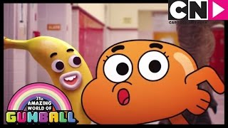 Sing with Darwin | The Amazing World of Gumball | Cartoon Network