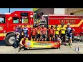 City Beat - FIREFIGHTERS CANCER CYCLING FUNDRAISER