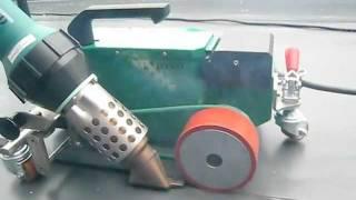 Herz Planon 40mm 1,2 mm PVC-P 15gr-C-3 m./min.