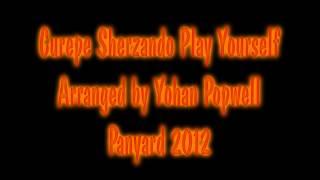 Trinidad Panyard 2012 Curepe Sherzando Steel Orchestra Audio