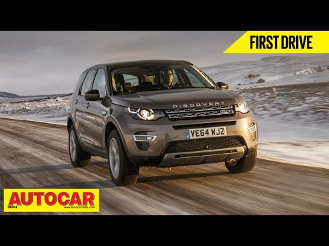 2015 Land Rover Discovery Sport | First Drive Video Review | Autocar India