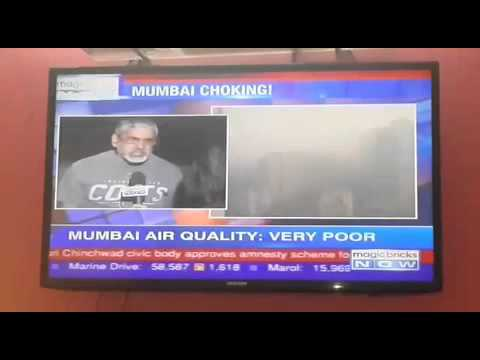 Pollution affected