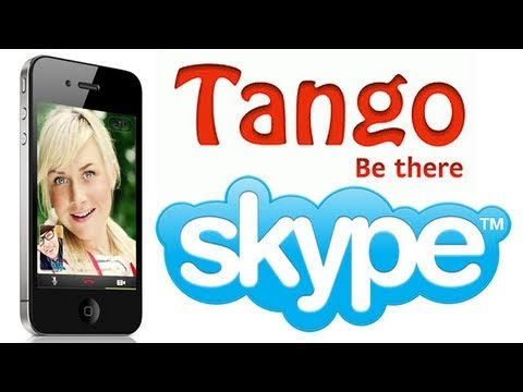 No Facetime? No Problem With Tango And Skype Video Calling Apps AppJudgment