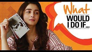 Alia Bhatt | Situation Game | Exclusive | Filmfare | Interview