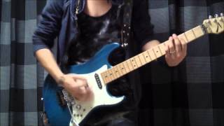 Don't Tell Lies / SIAM SHADE Guitar Cover