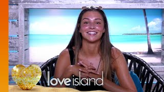 Samira Grills New Girl Zara | Love Island 2018