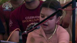 Download Lagu Mayapur Kirtan Mela 2017 Day 5 Kirtan by Bhaktin Madhurika | Chanting of Mahamantra Gratis STAFABAND