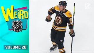 Weird NHL Vol. 26: March Madness!
