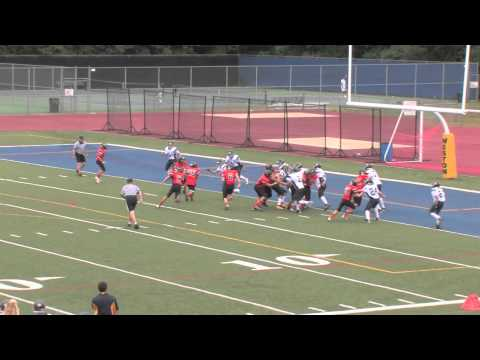 Ridgefield 8th Orange vs Weston Part 1  9 12