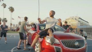 Epic Basketball + Car Beat (ONE TAKE!)