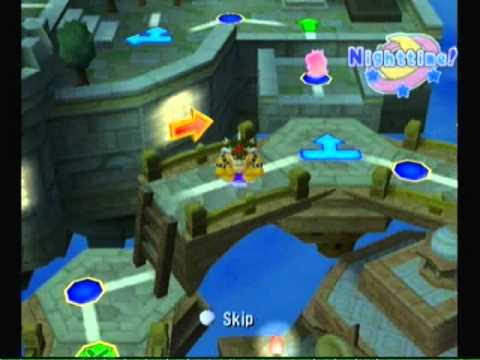 Mario Party 6 Game Episode 7 Clockwork Castle